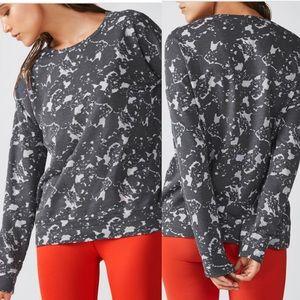 ❤️Fabletics Burnout Sweatshirt